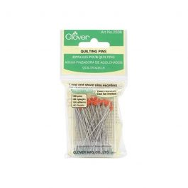 Quilting Pins- ART2508- Pack of 100 Needles