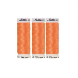 Mettler Polysheen- Pack of 3- 1352 Salmon