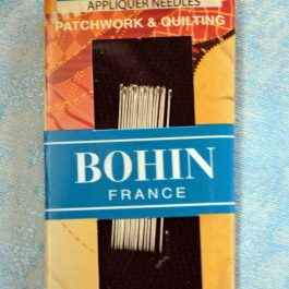 Bohin Needle Patchwork and Quilting Size 12