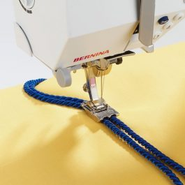 BERNINA Double-cord foot # 59C (4 – 6mm)