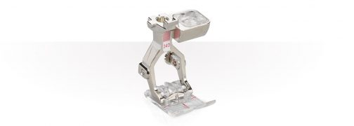 BERNINA Reverse pattern foot with clear sole  #34D
