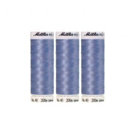 Mettler Polysheen- Pack of 3- 3640 Lake Blue