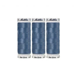 Mettler Polysheen- Pack of 3- 3641 Wedgewood