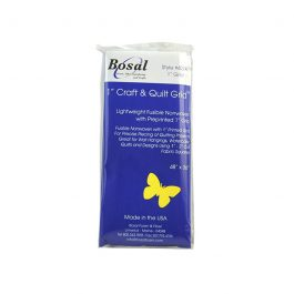 Bosal 1″ Fusible Craft and Quilt Grid- 48 x 36 inches