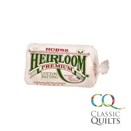 80/20 Cotton Blend by Hobbs Heirloom – Queen Sized