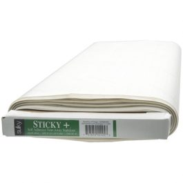 Sulky Sticky Plus Self-Adhesive Tear Away Stabilizer