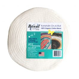 Bosal Katahdin On-A-Roll Organic Cotton Batting- 2-1/2 inches by 50 Yards