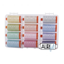 Aurifil Threads- The Pastel Collection