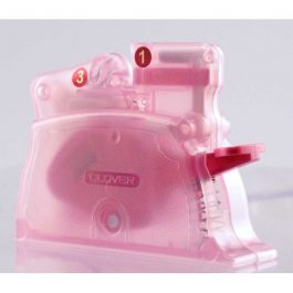 Clover Desk Needle Threader- Breast Cancer Awareness Special Edition