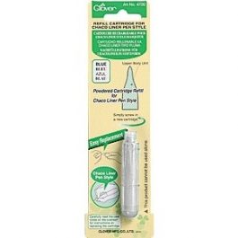 Clover Refill Cartridge for Chaco Liner Pen Style – White