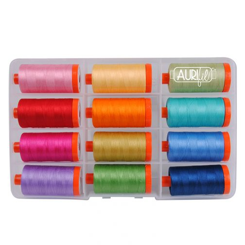Aurifil Threads- Piece and Quilt Collection