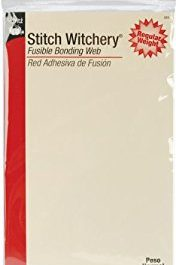 Stitch Witchery Fusible Bonding Web by Dritz