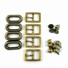 Totes Ma Tote Hardware Kit – Antique Brass