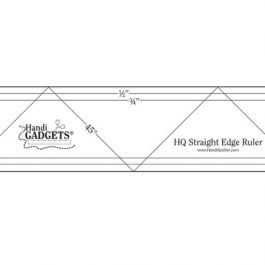 HandiQuilter 3×12 inches Straight Edge Ruler