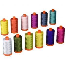 Aurifil Threads- Wildside Collection