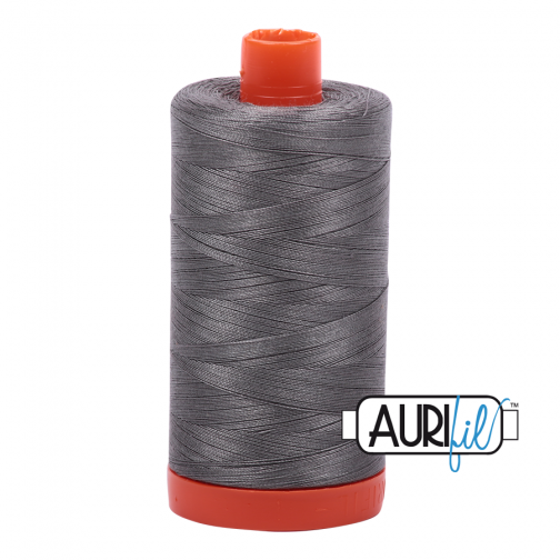 Aurifil 50 Wt - Grey Smoke