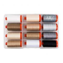 Aurifil Threads- The Basics Collection