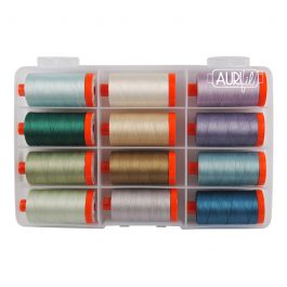 Aurifil Threads- McKenna Ryan Collection