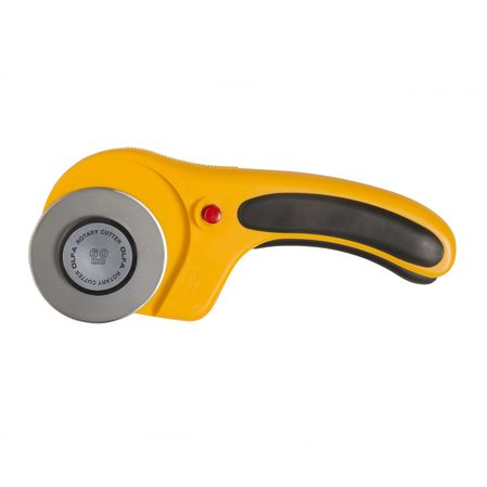 OLFA® 60mm Deluxe Handle Rotary Cutter (RTY-3/DX)