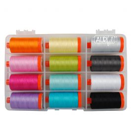 Aurifil Threads- The Great British Quilter Collection