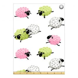 SusyBee-LAL Leaping Sheep