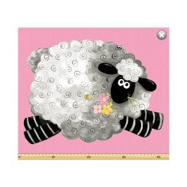SusyBee-LAL the Lamb- PlayMat