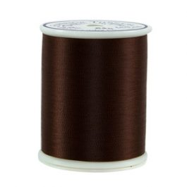 Threads Superior The Bottom Line 1420yd #648 Dark Brown