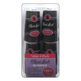 MaxiLock Set of 4- Black