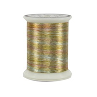 Threads Superior Metallics 500yd #025 Variegated Gold