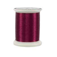 Threads Superior Metallics 500yd #051 Cranberry