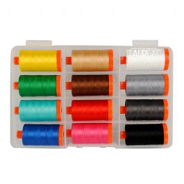 Aurifil Threads- The Mammal Collection