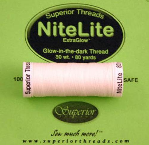 Threads Superior NiteLite Pastel Pink
