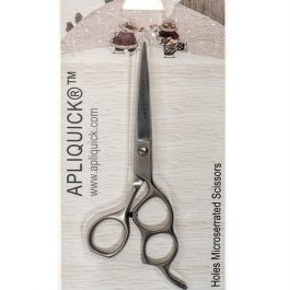 Apliquick 3 holes MicroSerrated Scissors