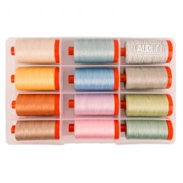 Aurifil Threads- Subtle Strings