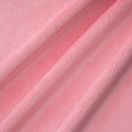 Solid Cuddle Smooth Paris Pink