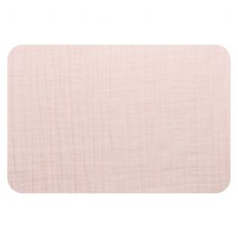 Embrace Cotton Gauze- Baby Pink
