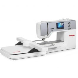 BERNINA 770 Quilter's Edition  with Embroidery Module