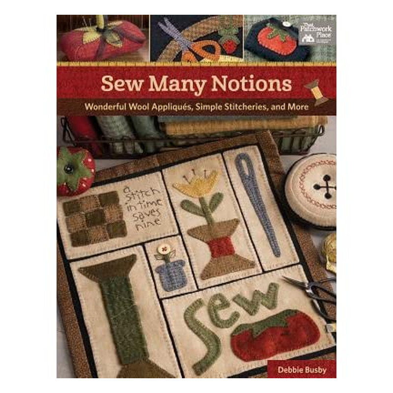 Book Sew Many Notions