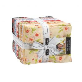 Moda Fat Quarter Bundle- Figs and Shirtings