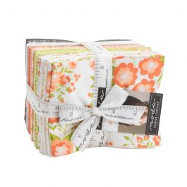 Moda Fat Quarter Bundle- Apricot & Ash