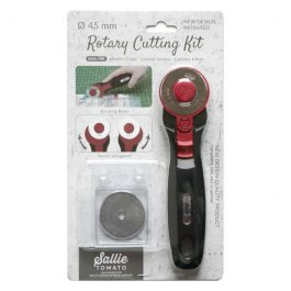 Sallie Tomato Rotary Cutting Kit 45mm