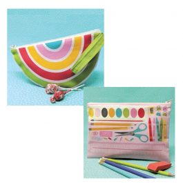 InStore Sewing Class- 2 Types of Zipper Pouches