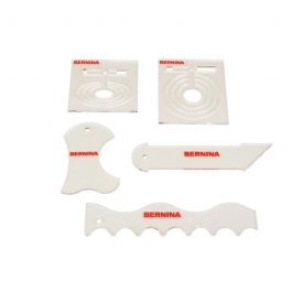 BERNINA Ruler Kit For Sit Down Models