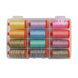 Aurifil Threads- The Variegated Collection