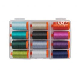 Aurifil Threads- Colors of Iceland