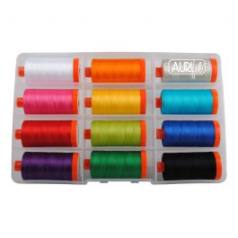 Aurifil Threads- Basically Patrick