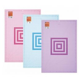 Fiskars Colored Rotary Mat 24×36 inches