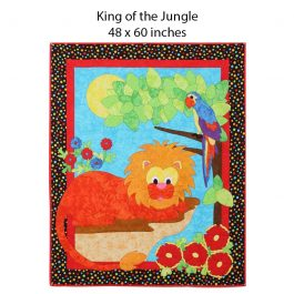 Pattern- King of the Jungle