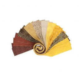 Stof Gold Brown Fabric Roll 20pc