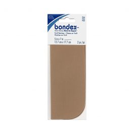 Bondex Iron on Patch Beige 5in x 7in 2ct